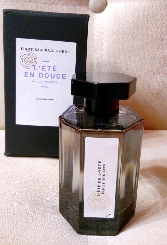L`artisan parfumeur _l`ete en douce_original mini 5 мл_миниатю... - Фото 3