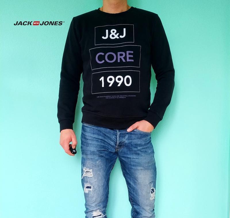 Реглан свитшот jack&jones