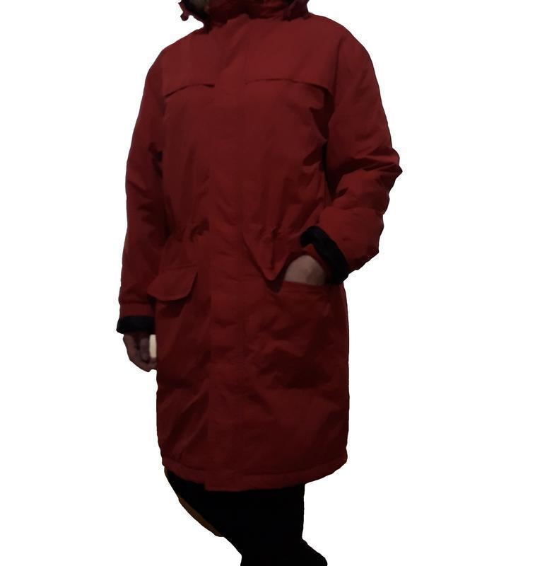 Плащ-пальто на синтепоне