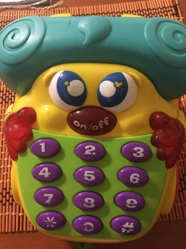 Музыкальный телефон