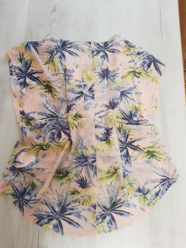 """Футболка блуза """"пальмы"""" - Фото 3"""