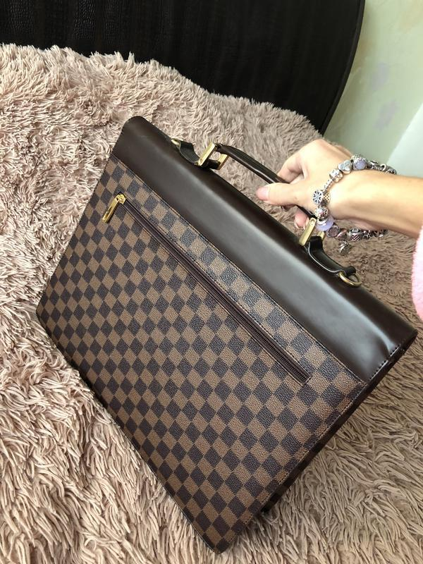 Портфель 💼 louis vuitton 🖤 - Фото 2