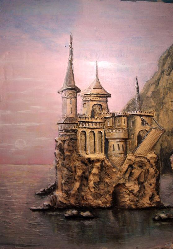 Художественная лепка,рельефная роспись стен - Фото 4
