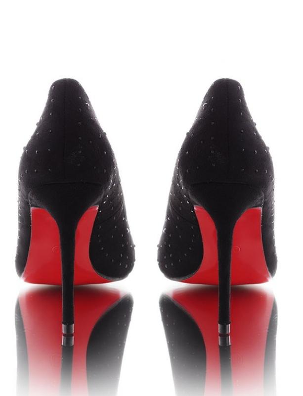 Туфли со стразами - Фото 3