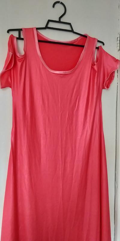 !продам женский летний длинный сарафан платье - Фото 7
