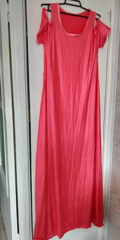 !продам женский летний длинный сарафан платье - Фото 8