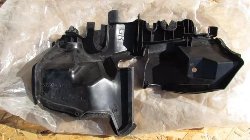Воздуховод панели радиатора правый(дефлектор)Lexys GX 400 - Фото 2