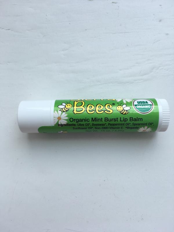 Органические бальзамы для губ sierra bees 🐝 🐝 25грн сша - Фото 4