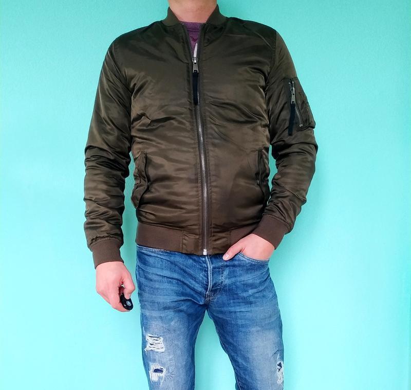 Бомбер куртка cedarwood state