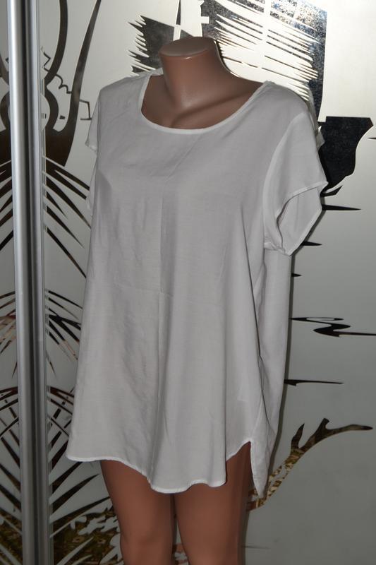 Блузка футболка 100%вискоза