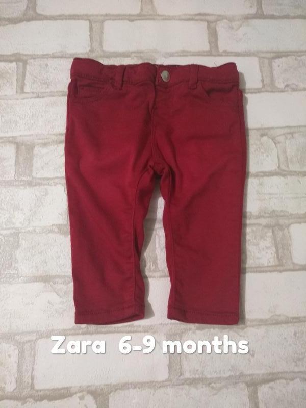 Котонові штани zara