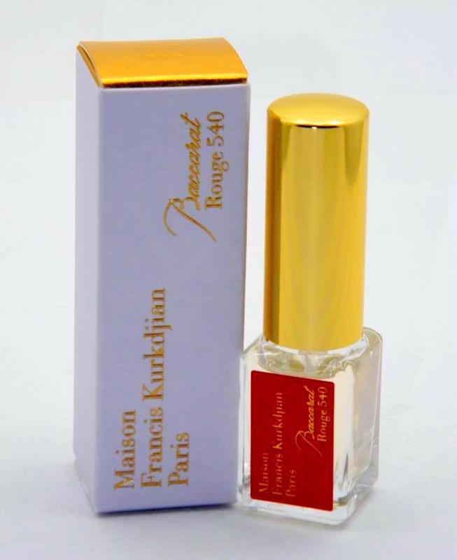 Baccarat rouge 540_maison francis kurkdjian_original mini 5 мл...