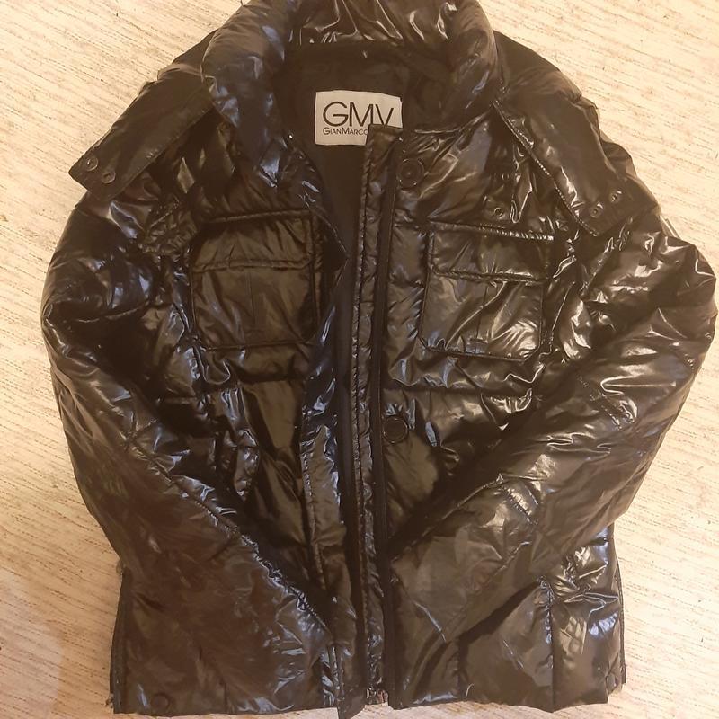 Крутая куртка gian marco venturi,  xs-s