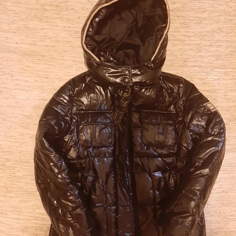 Крутая куртка gian marco venturi,  xs-s - Фото 2
