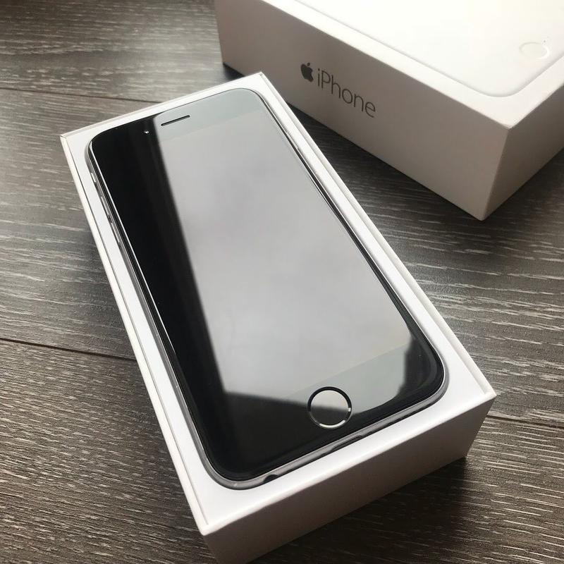 iPhone 6 16/64 Space Gray.