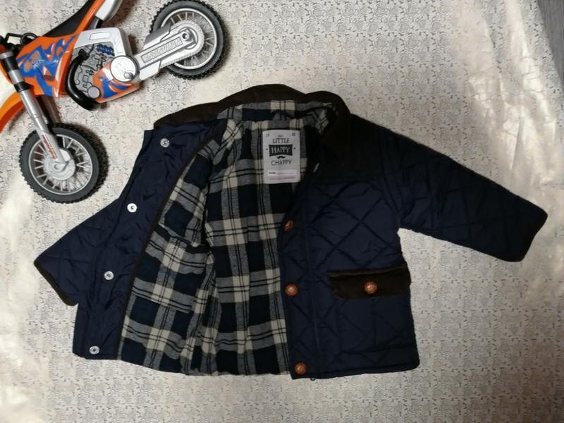 Куртка стеганная NEXT
