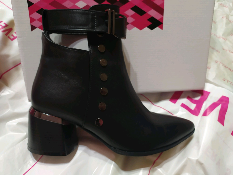 Женские ботинки тм Nivelle 37 р