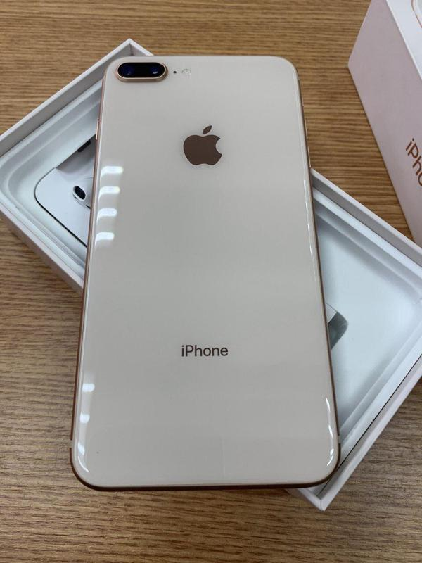 iPhone 8+256 Gold