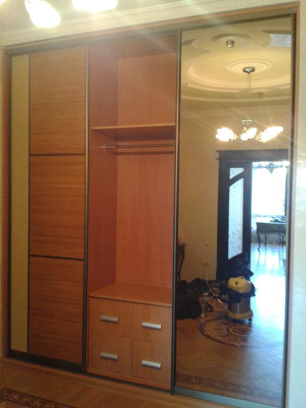 Сборка шкафов