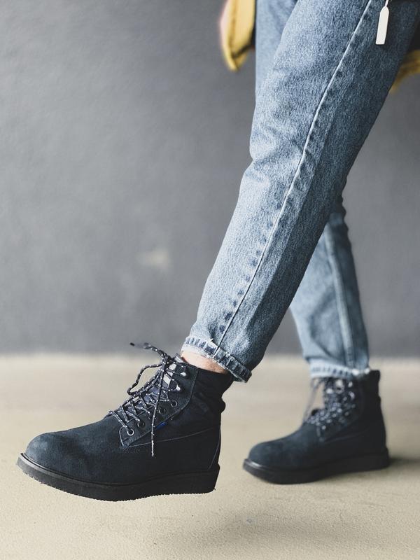 Ботинки мужские - Фото 3