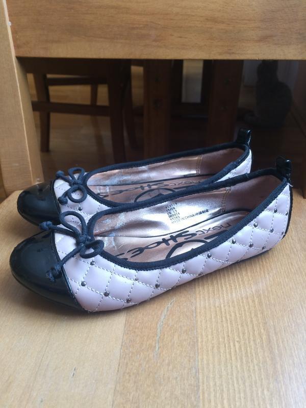 Туфли балетки 31-32 р. 20.5 см.
