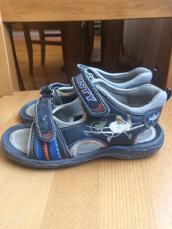 Босоножки сандали disney 28 р. 18 см.