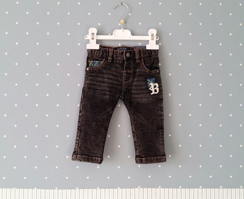 Джинсики/джинсы/штаны mayoral (испания) на 3-6 месяцев (размер...