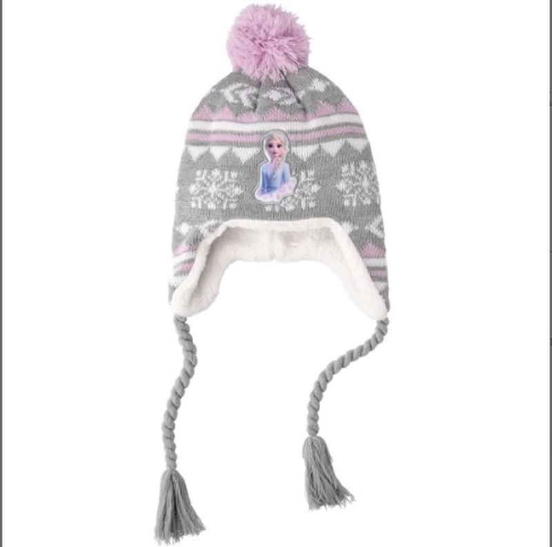 Новая зимняя шапка frozen тополино topolino германия р. 52-54