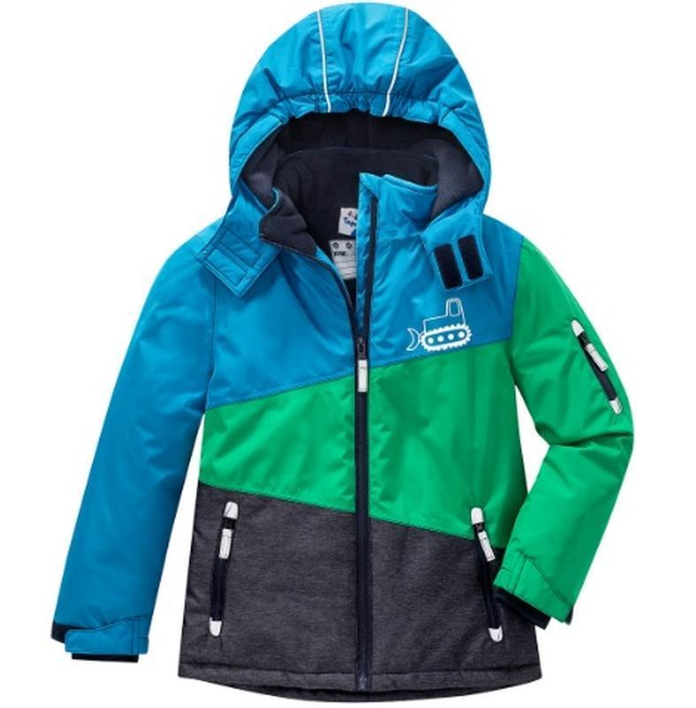 Новая зимняя термо куртка тополино topolino германия р. 128