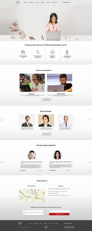 Профессиональный дизайн сайтов