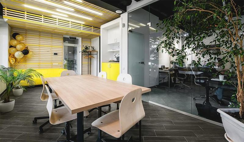 Оформление и дизайн офисов