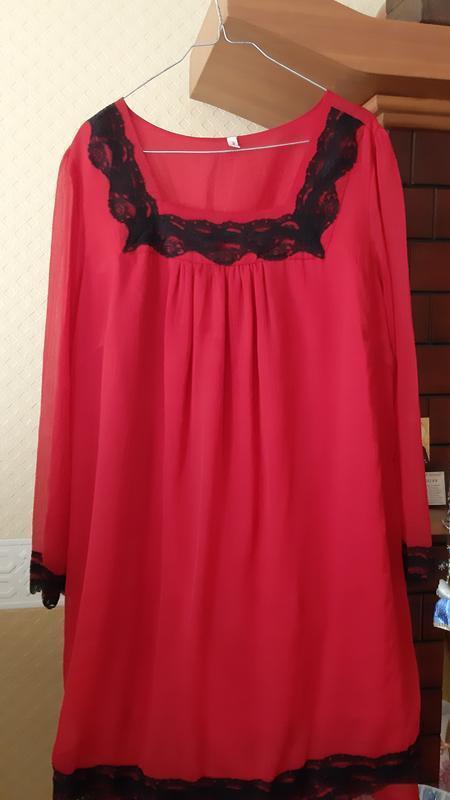 Очень красивое, нарядное платье