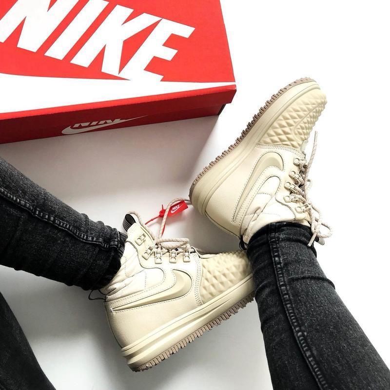 36 37 38 39 40 шикарные женские кроссовки ботинки nike lunar f...