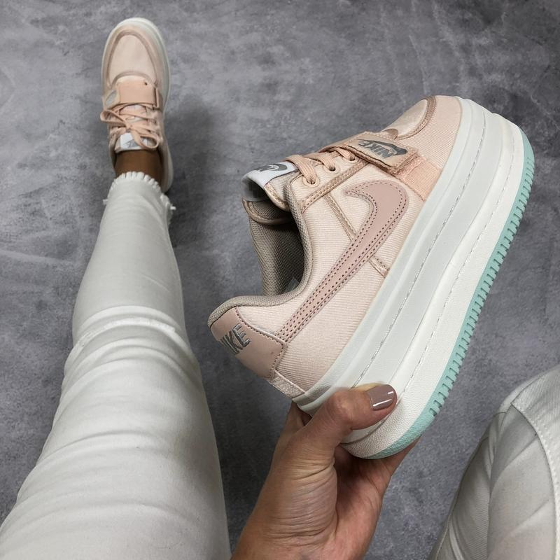 Nike vandal 2k pink white 36 37 38 39 40 женские кроссовки  вы...