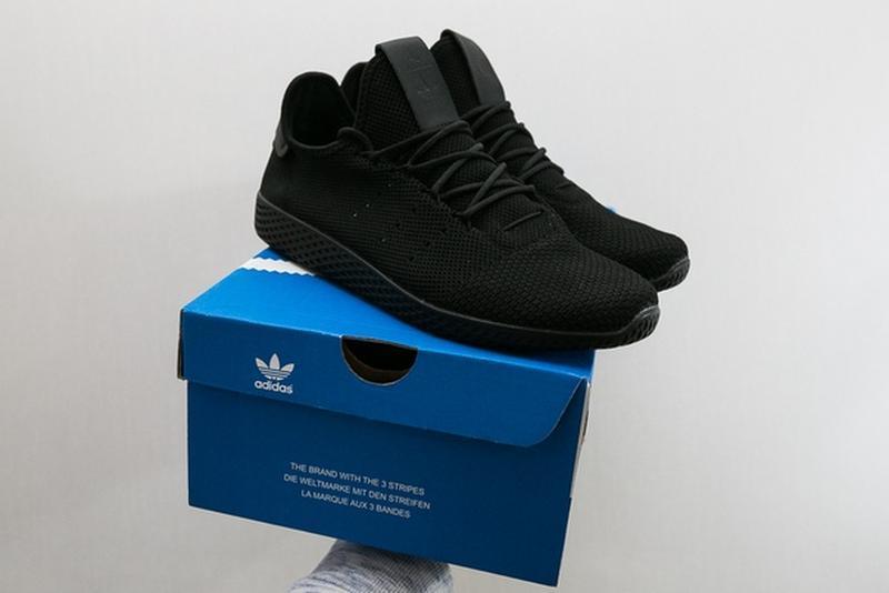 Шикарные мужские кроссовки adidas x pharrell williams tennis b...
