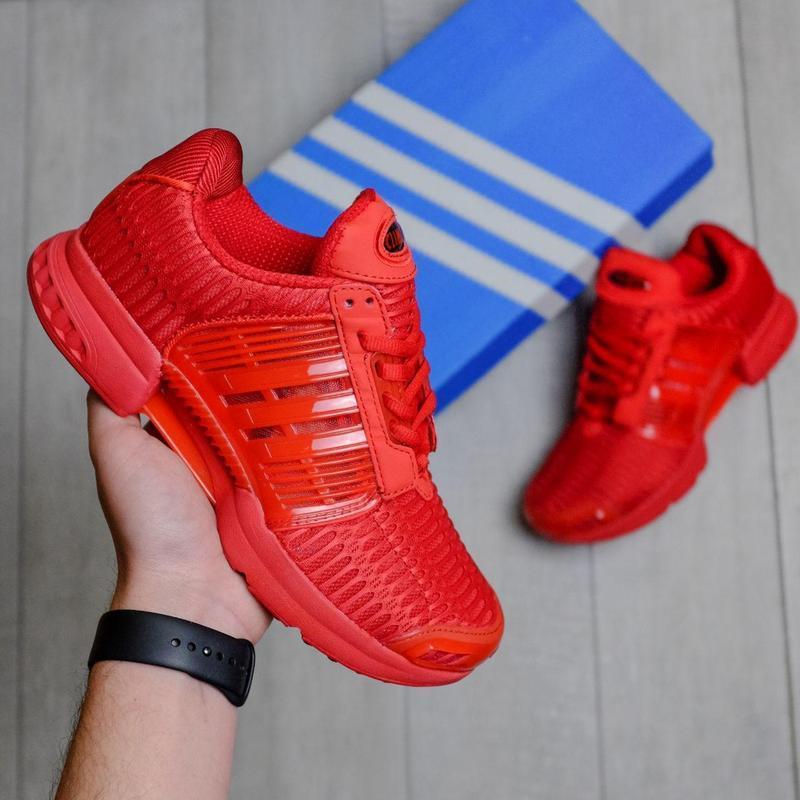 Кроссовки adidas climacool 1 red