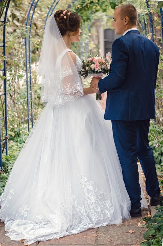 Свадебная фотосессия - Фото 2