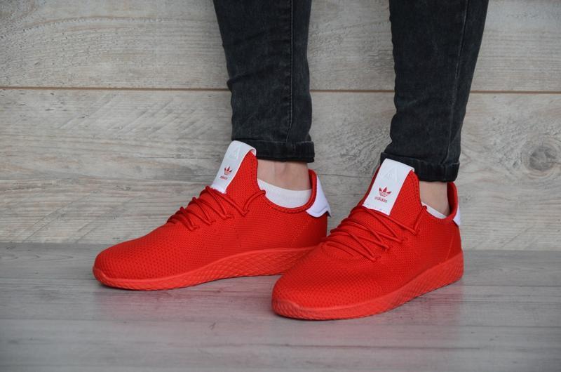 Шикарные мужские кроссовки adidas x pharrell williams tennis h...