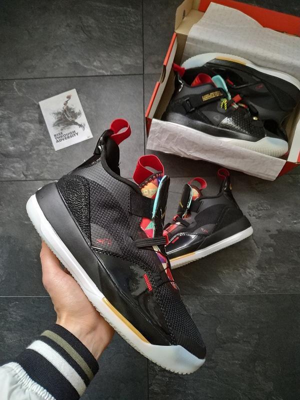 Шикарные мужские кроссовки nike air jordan xxxiii