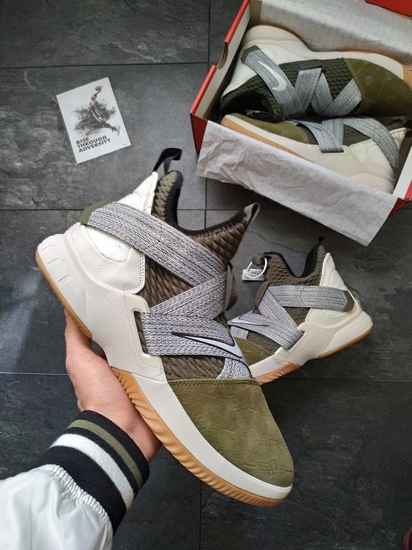 Шикарные мужские кроссовки nike lebron james xii