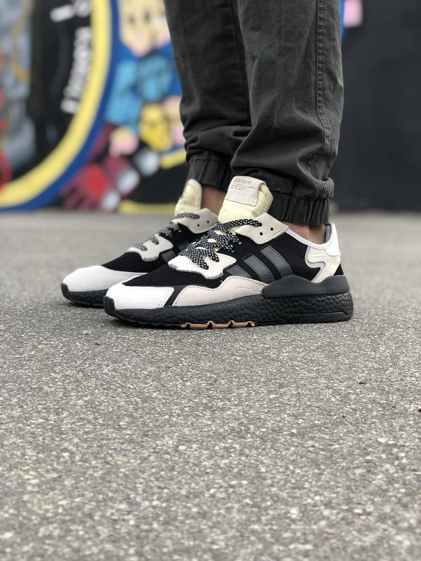 Шикарные мужские кроссовки adidas jogger cl
