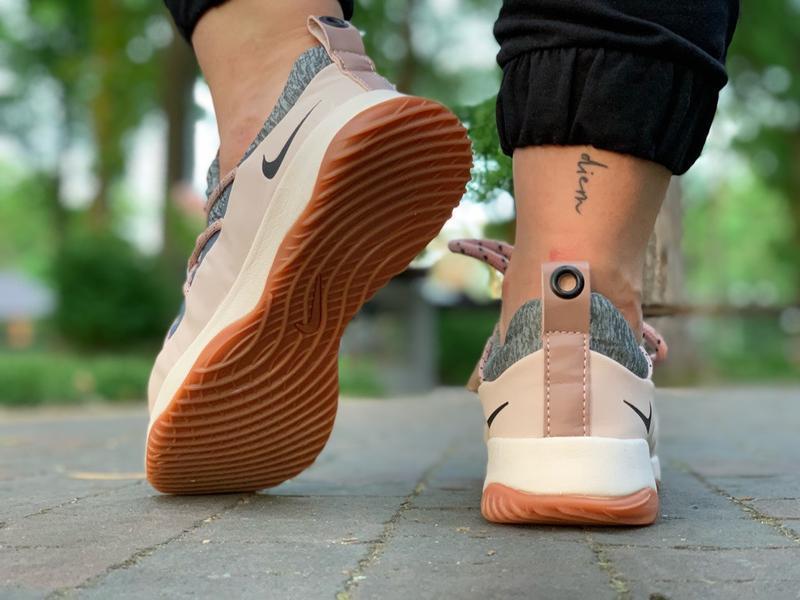 Шикарные женские кроссовки nike city loop pink - Фото 5