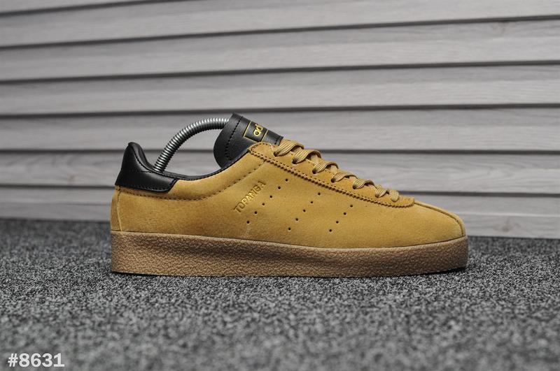 Шикарные мужские кроссовки adidas topanga