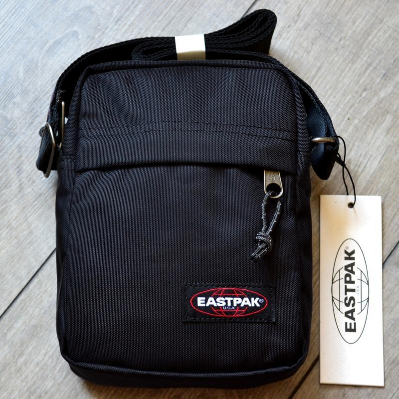 Сумка месенджер eastpak the one messenger bag ek045 190 black ...