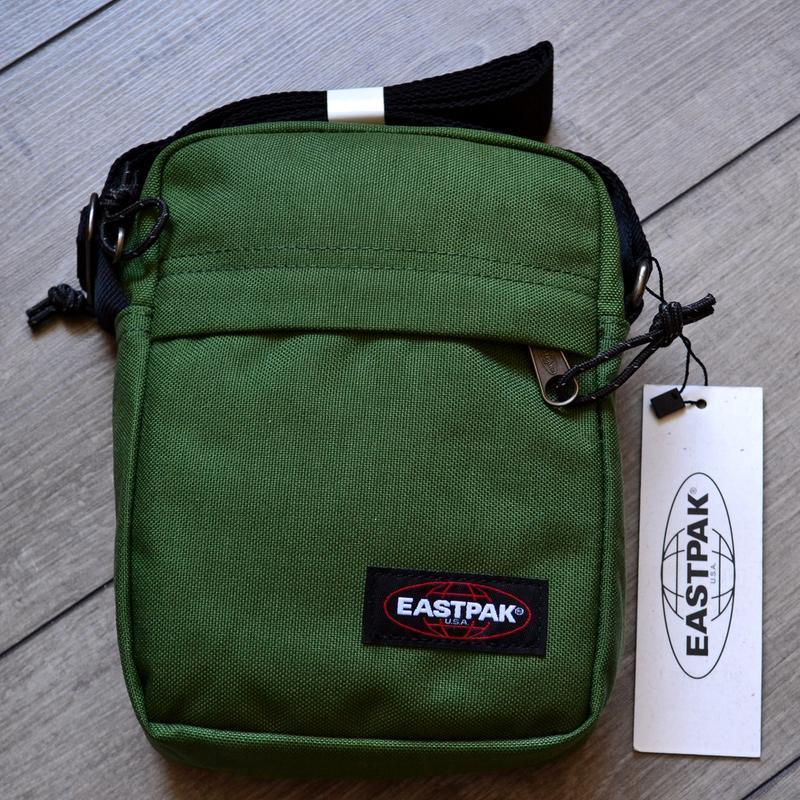 Сумка месенджер eastpak the one messenger bag ek045 200 organi...
