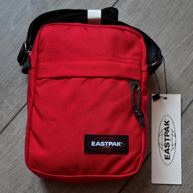 Сумка месенджер eastpak the one messenger bag ek045 190 apple ...