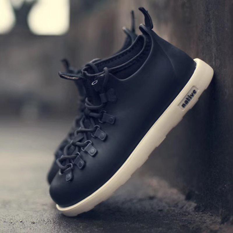 Шикарные мужские ботинки native fitzsimmons 😃 (весна / осень /...