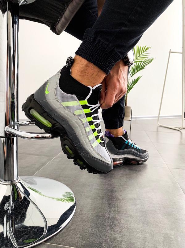 Шикарные мужские ботинки nike air max sneakerboot 95 greedy 😃 ...