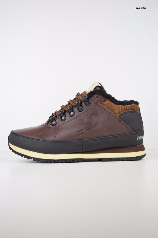 Шикарные мужские кроссовки new balance 754 коричневые 😃 (осень...
