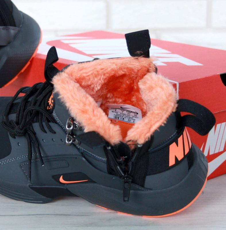 Шикарные мужские ботинки nike huarache x acronym city winter 😃... - Фото 3
